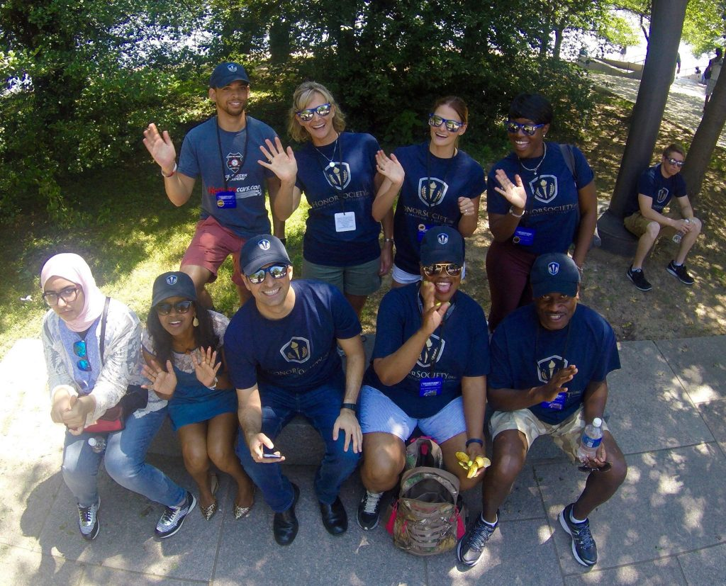 Honor Society Washington DC Member Trip 2015