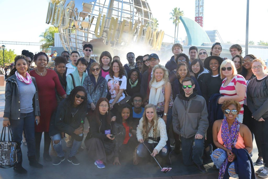 Honor Society Los Angeles Member Trip