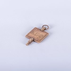 14K Kappa Beta Phi Key Wall Street Fraternal Society Brown U '22