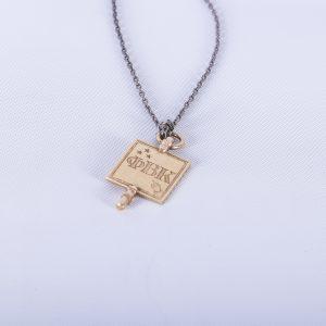 14k Gold Phi Beta Kappa Fraternity Key Liberal Arts Science Honor Antique 1921 2