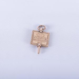 1853 Vermont Phi Beta Kappa Key