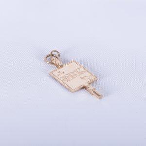 1879 Harvard Phi Beta Kappa Key 2