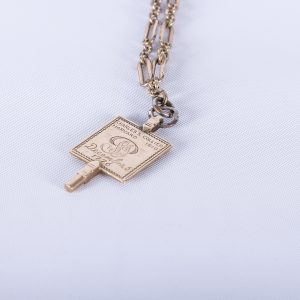 1910 Harvard Phi Beta Kappa Key