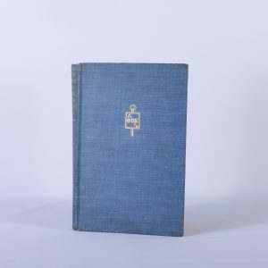 1928 VINTAGE IOTA CHAPTER PHI BETA KAPPA FRATERNITY ROCHESTER NY BROCHURE BOOK