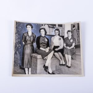 1960 Press Photo New members of Phi Beta Kappa at Newcomb College -2