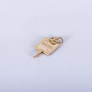1988 Phi Beta Kappa Key 2