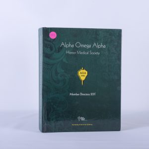 Alpha Omega Alpha Honor Medical Society Member Directory 2011, Hardcover 2