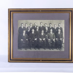Antique 19th century Tutfs University class pictures 2