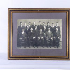 Antique 19th century Tutfs University class pictures 2
