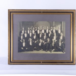 Antique 19th century Tutfs University class pictures 3