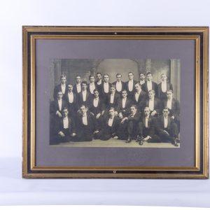 Antique 19th century Tutfs University class pictures 3