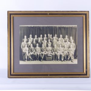 Antique 19th century Tutfs University class pictures