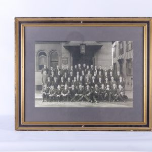 Antique 19th century Tutfs University class pictures 4