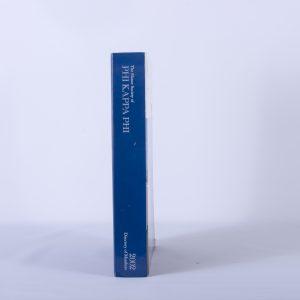 Book The Honor Society of Phi Kappa Phi 2002 Directory of Members 3