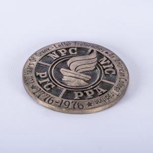 Greek Fraternity Medal 2