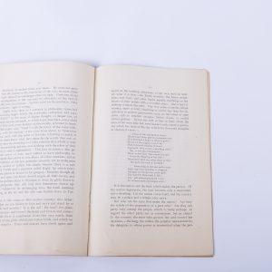 Patriotism An Oration by William Everett - 1901 Booklet- Phi Beta Kappa Harvard 2