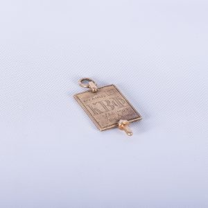 Personalized Kappa Beta Phi key