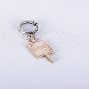 Phi Beta Kappa Pin - 10k Gold Fraternity Key Badge Greek Society Vintage 2