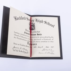 Rockford Senior High School Diploma